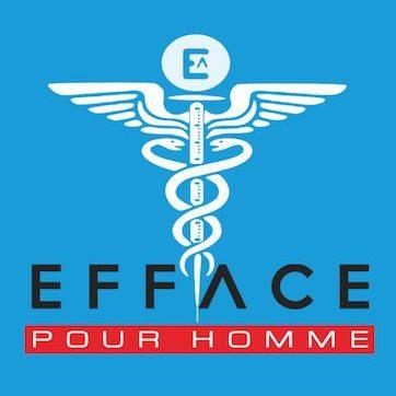 Efface Aesthetics For Men Logo